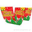 二連ペナント MerryChristmas