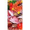 食材タペストリー(鮮魚)(防炎加工)