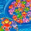 プカプカ金魚つりつり大会(100名様)