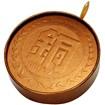 メダルティッシュ(銅)10W